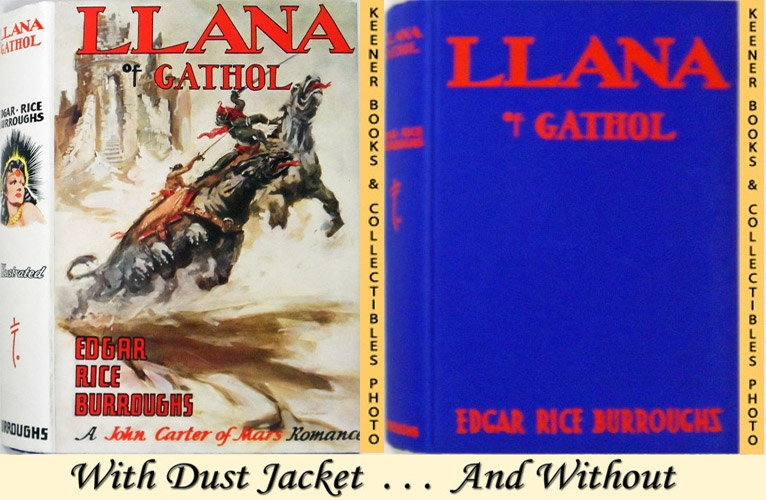 Image for Llana Of Gathol : A John Carter Of Mars Romance