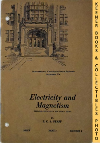 Image for Electricity And Magnetism, Part 2