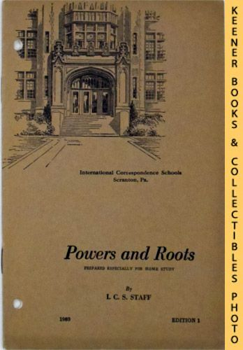 Image for Powers And Roots