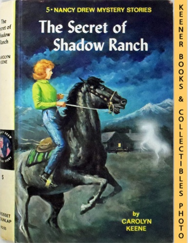 Image for The Secret Of Shadow Ranch: Nancy Drew Mystery Stories Series