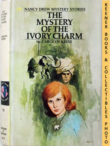Image for The Mystery Of The Ivory Charm: Nancy Drew Mystery Stories Series