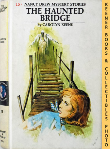 Image for The Haunted Bridge: Nancy Drew Mystery Stories Series