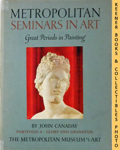 Image for Metropolitan Seminars In Art: Great Periods In Painting - Portfolio A - Glory And Grandeur