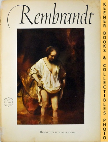 Image for Rembrandt [Rembrandt Harmensz Van Rijn] : An Abrams Art Book: Art Treasurers Of The World Series