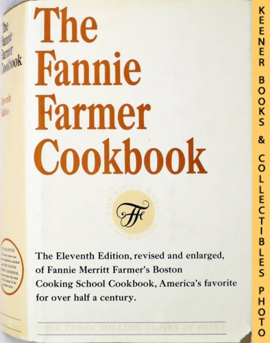 Image for The Fannie Farmer Cookbook: Eleventh Edition
