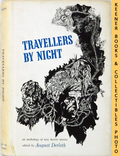Image for Travellers By Night : An Anthology Of New Horror Stories