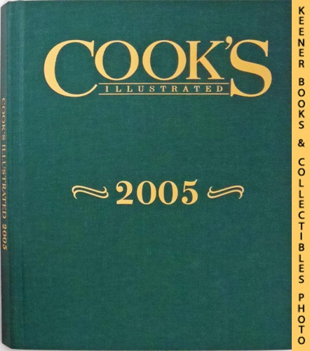 Image for Cook's Illustrated 2005 Annual: Cook's Illustrated Series