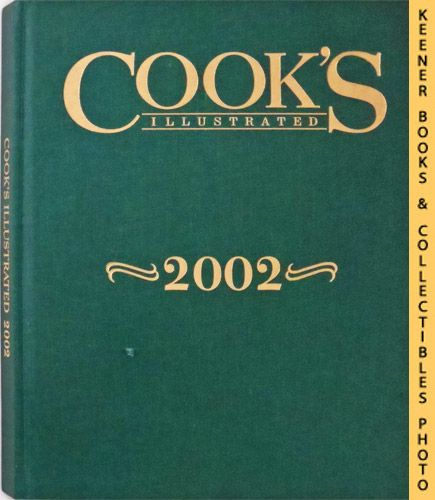 Image for Cook's Illustrated 2002 Annual: Cook's Illustrated Series
