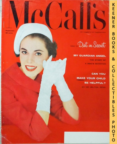Image for McCall's Magazine: September 1957 Vol. LXXXIV, No. 12 Issue : The Magazine Of Togetherness