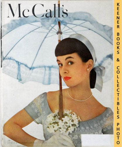 Image for McCall's Magazine: August 1948 Vol. LXXV, No. 11 Issue : Three Magazines In One