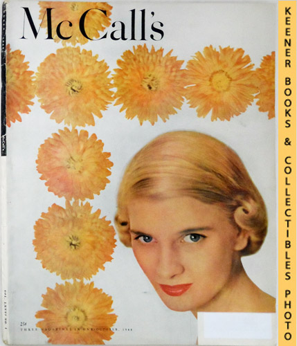 Image for McCall's Magazine: October 1948 Vol. LXXVI, No. 1 Issue : Three Magazines In One