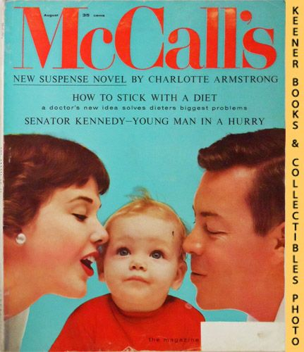 Image for McCall's Magazine: August 1957 Vol. LXXXIV, No. 11 Issue : The Magazine Of Togetherness