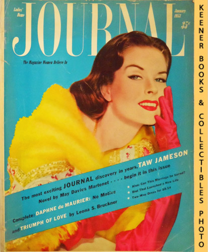 Image for Ladies' Home Journal Magazine: January 1953, Vol. LXX No. 1 Issue : The Magazine Of Togetherness
