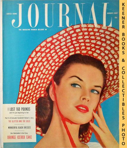 Image for Ladies' Home Journal Magazine: August 1952, Vol. LXIX No. 8 Issue : The Magazine Of Togetherness
