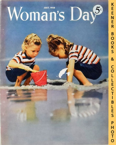 Image for Woman's Day Magazine : July 1950 Issue