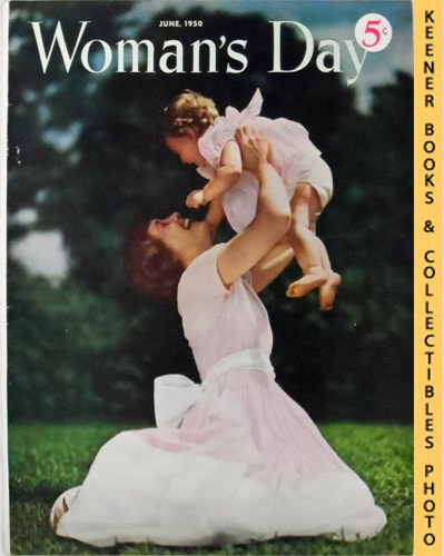 Image for Woman's Day Magazine : June 1950 Issue