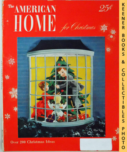 Image for The American Home Magazine: December 1948, Vol. XLI No. 1 Issue