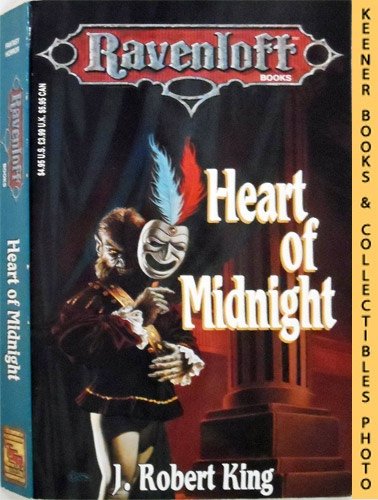 Image for Heart Of Midnight (Ravenloft Book #4): Ravenloft Series