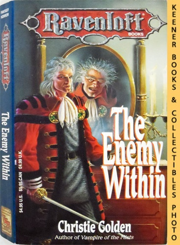 Image for The Enemy Within (Ravenloft Book #8): Ravenloft Series