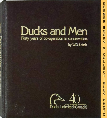 Image for Ducks And Man : Forty Years Of Co-Operation in Conservation