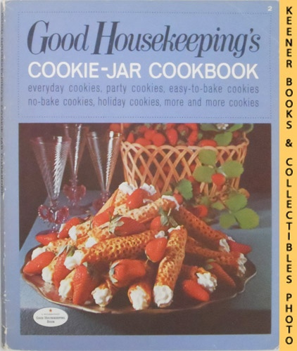 Image for Good Housekeeping's Cookie-Jar Cookbook, Vol. 2: Good Housekeeping's Fabulous 15 Cookbooks Series