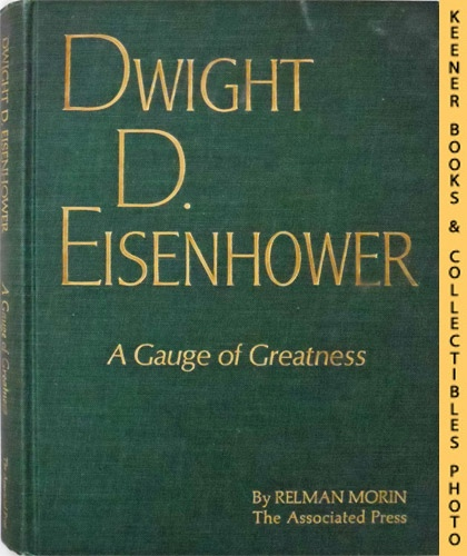 Image for Dwight D. Eisenhower - A Gauge of Greatness