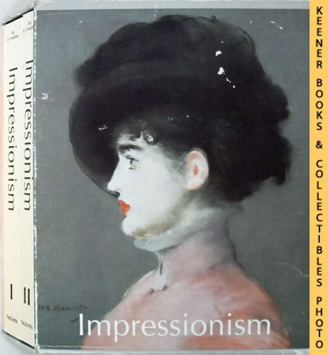 Image for Impressionism-Impressionist Art 1860-1920 : Two (2) Volumes in Slipcase