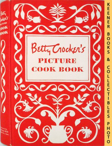 Image for Betty Crocker's Picture Cook Book / Cookbook : Hardcover - First Edition