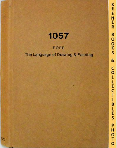 Image for The Language of Drawing and Painting