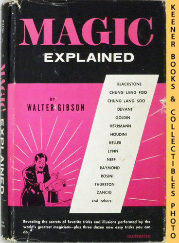 Image for Magic Explained