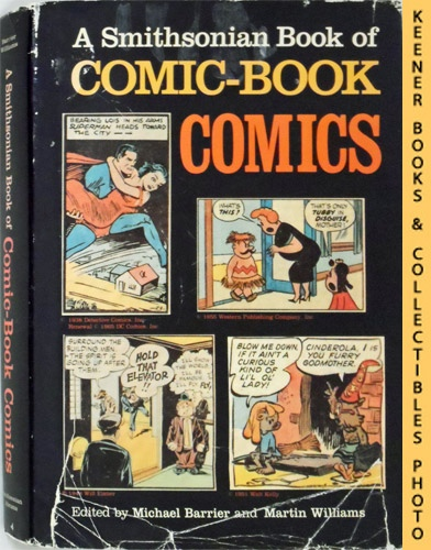 Image for A Smithsonian Book of Comic - Book Comics