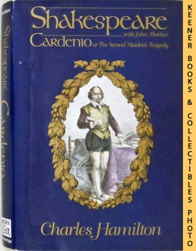 Image for Cardenio or The Second Maiden's Tragedy