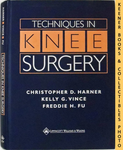 Image for Techniques in Knee Surgery