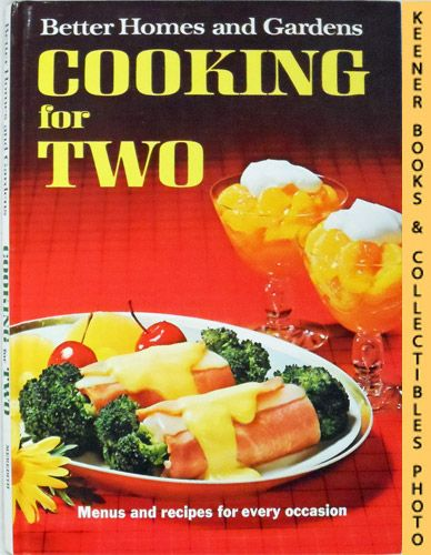 Image for Better Homes And Gardens Cooking For Two