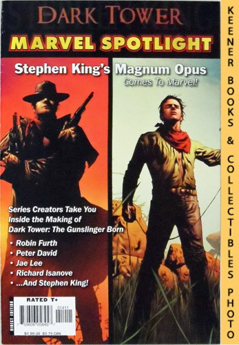 Image for Dark Tower Marvel Spotlight: Stephen King's Magnum Opus [Marvel Spotlight #14]