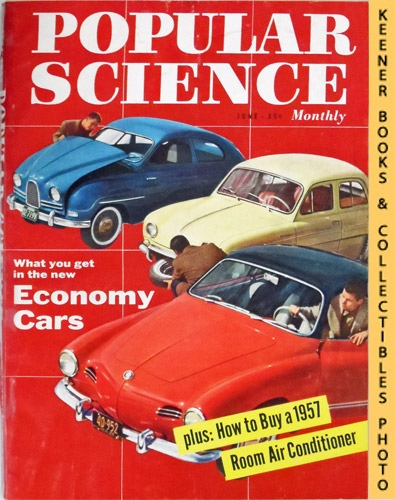 Image for Popular Science Monthly Magazine, June 1957 (Vol. 170, No. 6) : Mechanics - Autos - Homebuilding