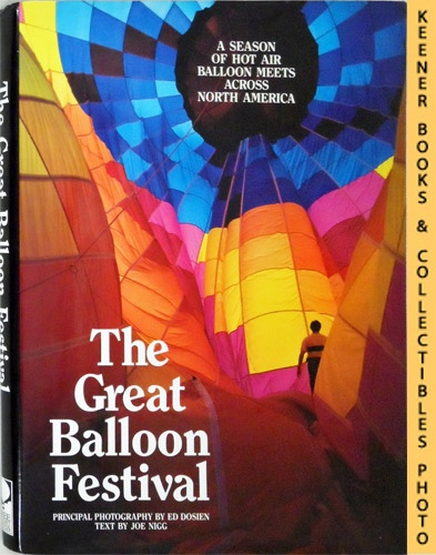 Image for Great Balloon Festival : A Season of Hot Air Balloon Meets Across North America