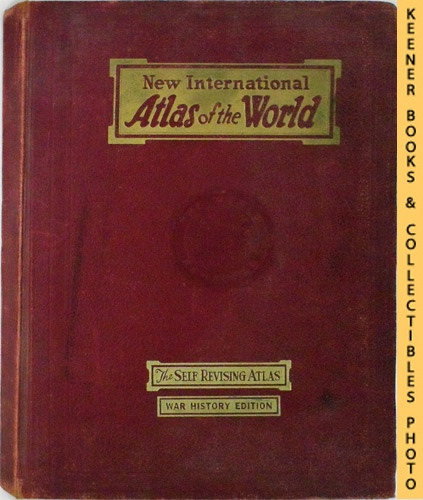 Image for New International Atlas of the World: War History Edition : The Self Revising Atlas