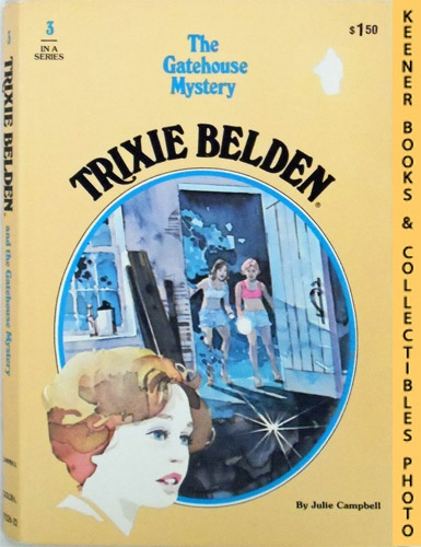 Image for Trixie Belden and The Gatehouse Mystery (Trixie Belden #3): Trixie Belden Series