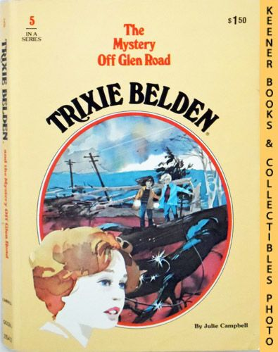 Image for Trixie Belden and The Mystery Off Glen Road (Trixie Belden #5): Trixie Belden Series