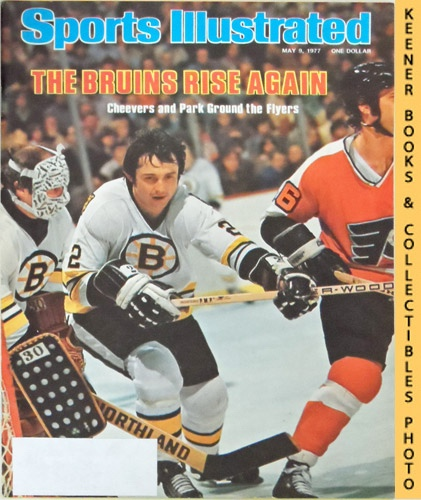 Image for Sports Illustrated Magazine, May 9, 1977 (Vol 46, No. 20) : The Bruins Rise Again - Cheevers and Park Ground the Flyers