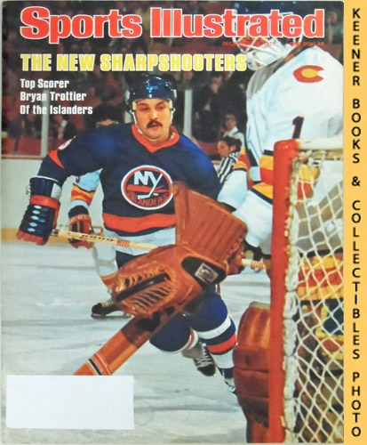 Image for Sports Illustrated Magazine, December 12, 1977 (Vol 47, No. 24) : The New Sharpshooters -Top Scorer Bryan Trottier of the Islanders