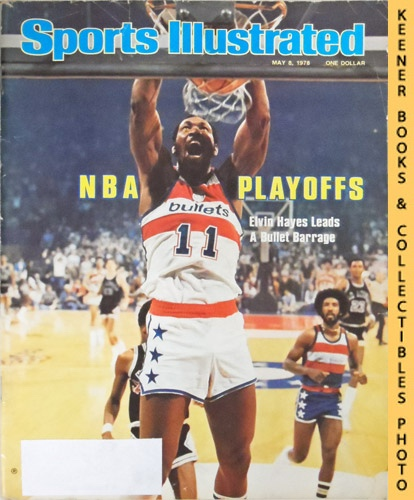 Image for Sports Illustrated Magazine, May 8, 1978 (Vol 48, No. 20) : NBA Playoffs - Elvin Hayes Leads A Bullet Barrage