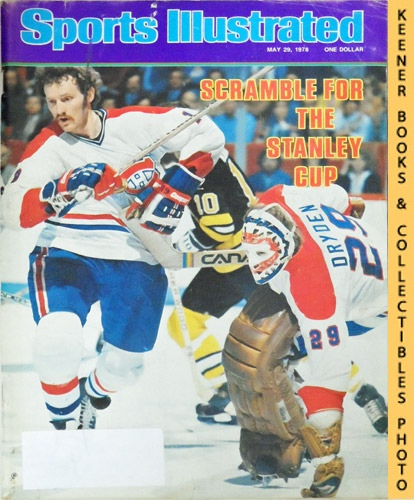Image for Sports Illustrated Magazine, May 29, 1978 (Vol 48, No. 23) : Scramble For The Stanley Cup
