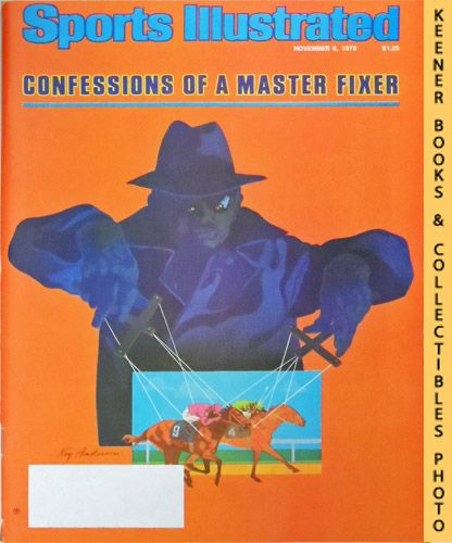 Image for Sports Illustrated Magazine, November 6, 1978 (Vol 49, No. 19) : Confessions of a Master Fixer