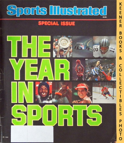 Image for Sports Illustrated Magazine, February 15, 1979 (Vol 50, No. 7) Special Issue : The Year In Sports