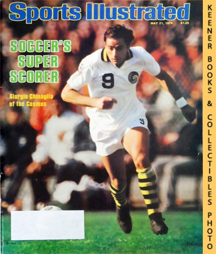 Image for Sports Illustrated Magazine, May 21, 1979 (Vol 50, No. 21) : Soccer's Super Scorer, Giorgio Chinaglia of the Cosmos