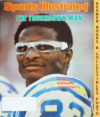 Image for Sports Illustrated Magazine, August 20, 1979 (Vol 51, No. 8) : The Touchdown Man, San Diego Wide Receiver John Jefferson
