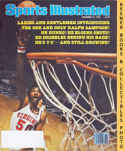 Image for Sports Illustrated Magazine, December 17, 1979 (Vol 51, No. 25) : Ladies and Gentlemen, Introducing The One and Only Ralph Sampson!