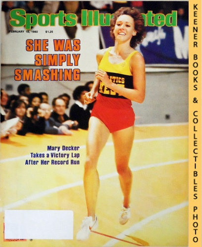 Image for Sports Illustrated Magazine, February 18, 1980 (Vol 52, No. 7) : She Was Simply Smashing, Mark Decker Takes a Victory Lap After Her Record Run